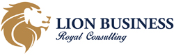 Lion Business Logo